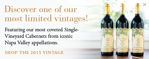 Discover one of our most limited vintages!