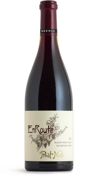 2017 EnRoute Bucher Vineyard Pinot Noir