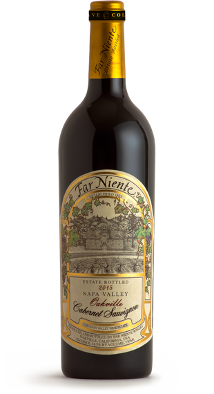 2015 Far Niente Cave Collection Cabernet Sauvignon, Oakville