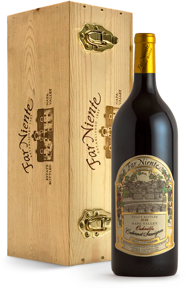 2016 Far Niente Estate Bottled Cabernet Sauvignon [1.5L], Oakville