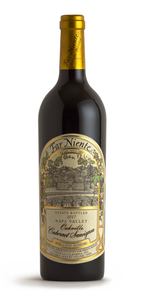 2017 Far Niente Estate Bottled Cabernet Sauvignon, Oakville