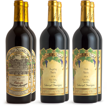 Critically Acclaimed Cabernets