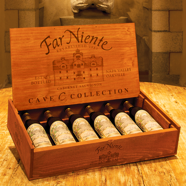 2010-2015 Far Niente Cave Collection Vertical