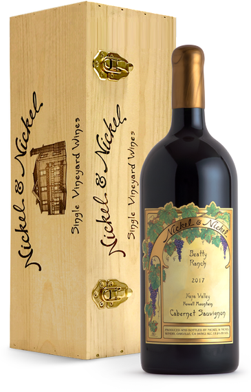 2017 Nickel & Nickel Beatty Ranch Vineyard Cabernet Sauvignon [3.0L], Howell Mountain