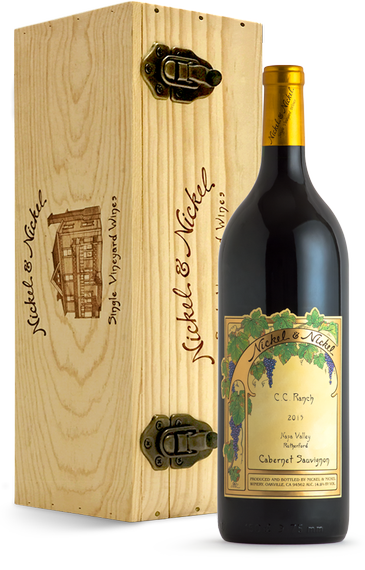2015 Nickel & Nickel C.C. Ranch Cabernet Sauvignon [1.5L], Rutherford