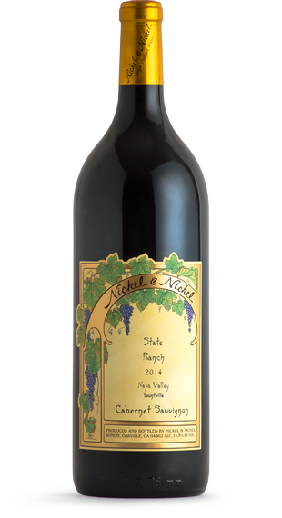 2014 Nickel & Nickel State Ranch Cabernet Sauvignon [1.5L], Yountville