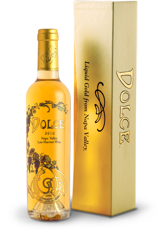 2010 Dolce, Napa Valley [375ml with Gift Box]