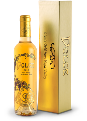 2012 Dolce, Napa Valley [375ml with Gift Box] Image