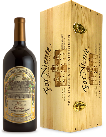 2016 Far Niente Estate Bottled Cabernet Sauvignon [3.0L], Oakville