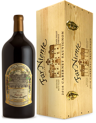 2016 Far Niente Estate Bottled Cabernet Sauvignon [6.0L], Oakville Image