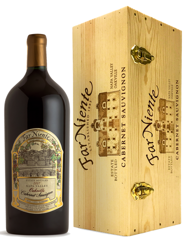 2017 Far Niente Estate Bottled Cabernet Sauvignon [6.0L], Oakville