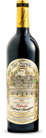 2001 Far Niente Cave Collection Cabernet Sauvignon, Oakville