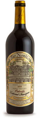 2005 Far Niente Cave Collection Cabernet Sauvignon, Oakville Image