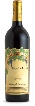 2014 Nickel & Nickel Element 28 Cabernet Sauvignon, Napa Valley
