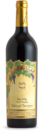 2015 Nickel & Nickel Beatty Ranch Vineyard Cabernet Sauvignon, Howell Mountain Image