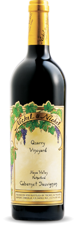 2011 Nickel & Nickel Quarry Vineyard Cabernet Sauvignon, Rutherford