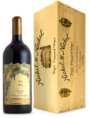 2016 Nickel & Nickel State Ranch Cabernet Sauvignon [3.0L], Yountville Image