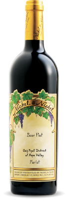 2014 Nickel & Nickel Bear Flat Merlot, Oak Knoll District, Napa Valley