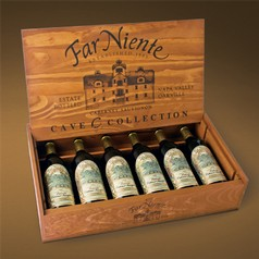 2011-2013 Far Niente Cave Collection Vertical