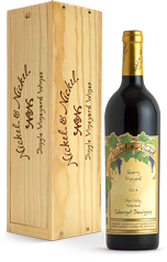 2014 Nickel & Nickel Quarry Vineyard Cabernet Sauvignon [750ml with gift box], Rutherford