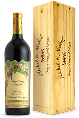 2014 Nickel & Nickel Copper Streak Vineyard [750ml with gift box] Cabernet Sauvignon, Stags Leap District