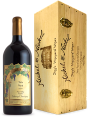 2015 Nickel & Nickel State Ranch Cabernet Sauvignon [3.0L], Yountville
